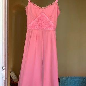 Pink Betsey Johnson Summer Dress